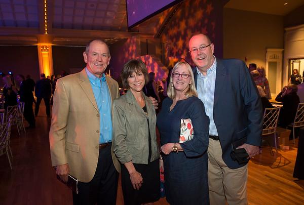 l-r: Don & Diane Neihaus, Cheryl & John Korn