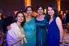 l-r: Pratima Bekal, Lata Gupta, Shalini Gupta, Raj Narangv