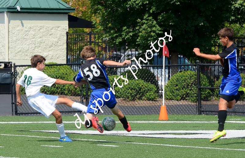 Trinity Freshmen Soccer vs Ft Thomas Highlands 077