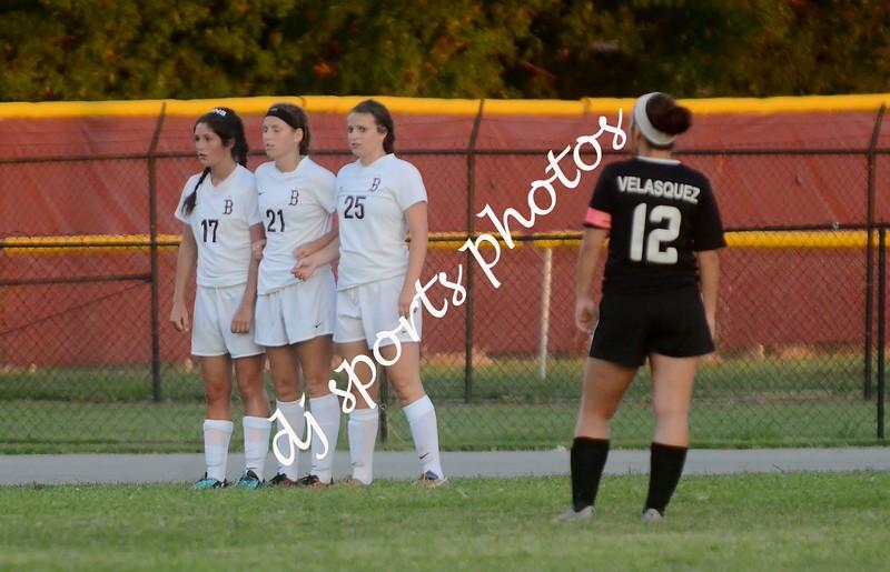 Ballard Girls Soccer vs North Bullitt 063