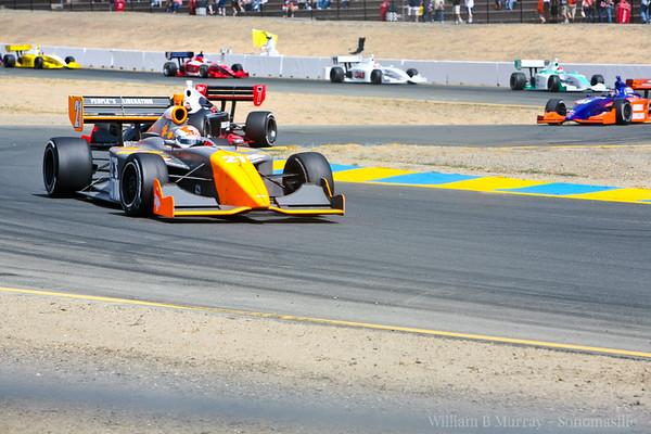 Indycar Sonoma 2009
