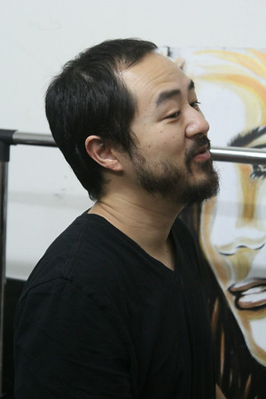 JASON LEE (THE MASTER ARTIST) @ THE BREWERY • 07.29.14