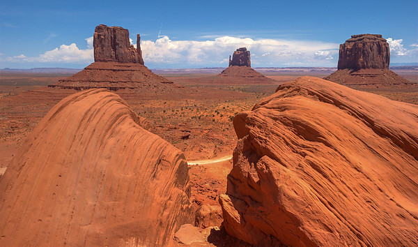 """Mittens"" Monument Valley"
