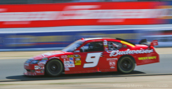 NASCAR Sonoma 2009