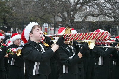 Plano Holiday Parade - 8 Dec 2012
