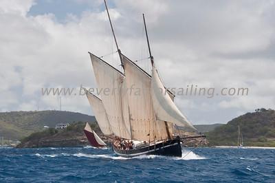 Antigua Yacht Classic Regatta 2014 - Race 4_1731