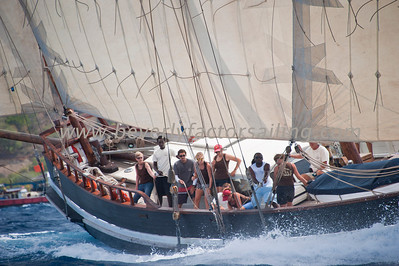 Antigua Yacht Classic Regatta 2014 - Race 4_1733