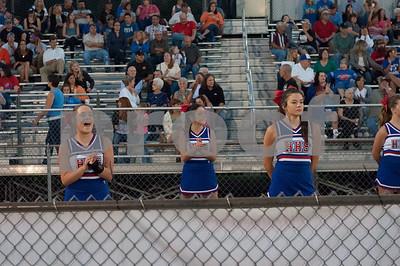 Harpeth Cheer Vs Clarksville Academy
