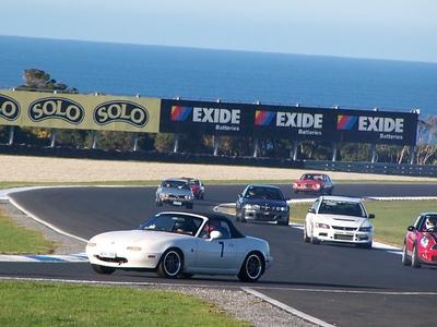 Phillip Island Sprints - 5/7/08
