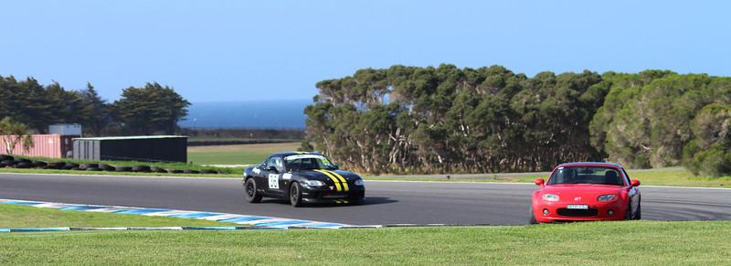 2013-14 Sprints Rd 10 - Phillip Island - 5/4/14
