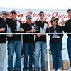 Team Flyin' Miatas on the winners' dais
