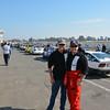 Max Lloyd with Daniel White