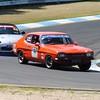 Randy Stagno Navarra chases a Ford Capri