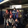 Team H&H: Randy Stagno Navarra, Peter Moloney, Gareth Walker, Gary Prescott  and Mark Fitzgerald