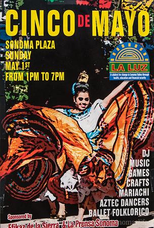 2016 Cinco de Mayo Sonoma Plaza