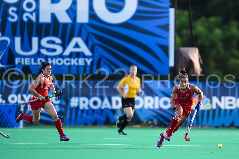 2016 Rio Send-Off Series USA vs. India Game 1