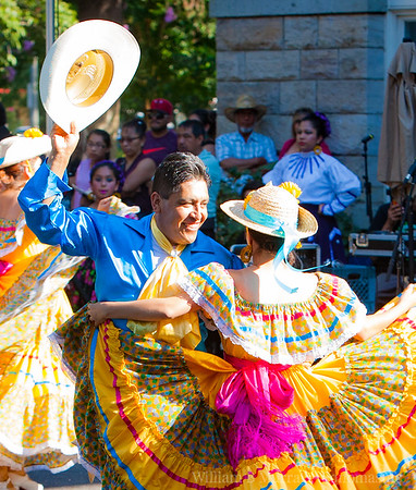 2017 Independince day Mexico - Sonoma Plaza