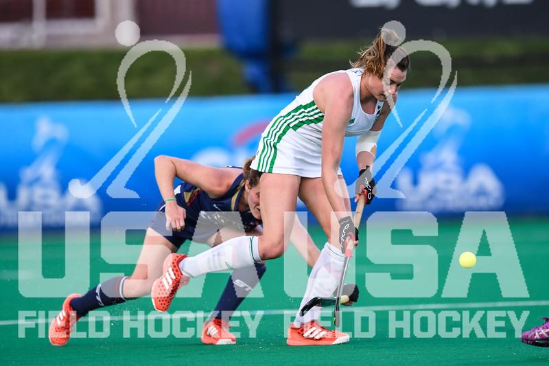 2017 USA vs. Ireland Game 2