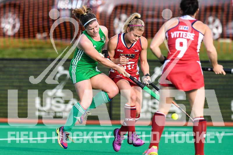 2017 USA vs. Ireland Game 3