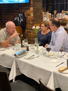 John Reid, Suzette and Noel Heritage