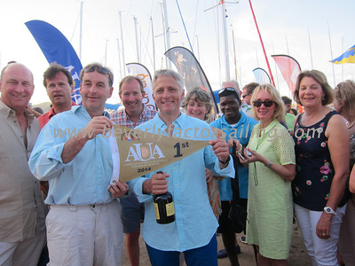 Antigua Sailing Week 2014_Awards_IMG_1136