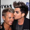 "Adam Lambert Talks About Sauli Koskinen On Sauli's 27th Birthday<br /> March 28, 2012, Sauli's 27th birthday, Adam tweeted ""happy birthday, my love!!!"" and talked about him during an interview with Fernando and Greg from 99.7 NOW, San Francisco. These are more recent photos. Sauli traveled to Adam's tour dates in Bali and Vietnam."
