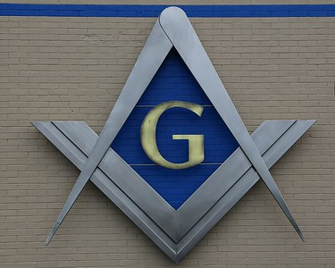 Evansville Lodge #64 Rededication, Plaque Dedication, 50 yr Award of Gold 07-11-2015