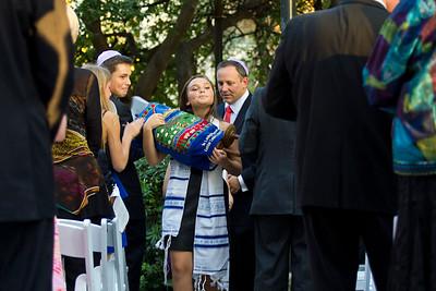 Rachel & Leah. Bat Mitzvah.