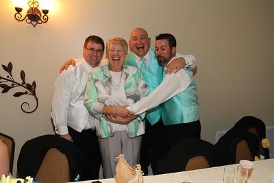 FUN WEDDING PARTY!!