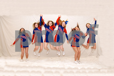 HMS BB Cheer Team Pictures