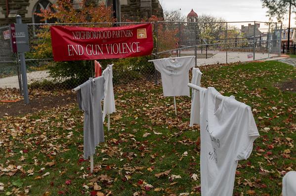 Heeding God's Call-Gun Violence Memorial