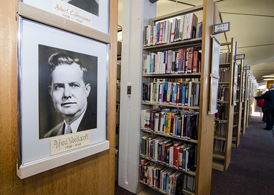 Opening of Mayoral portraits at Fitchburg Public Library