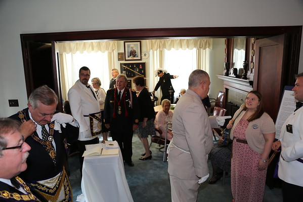 Noblesville Lodge #57 Rededication 05-30-2015
