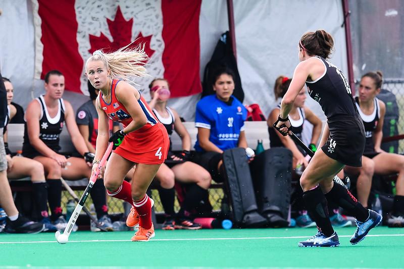 2019 USA vs. Canada Test Series