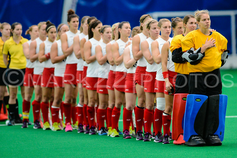 USA vs Canada Field Hockey Series at Spooky Nook in Lancaster, PA