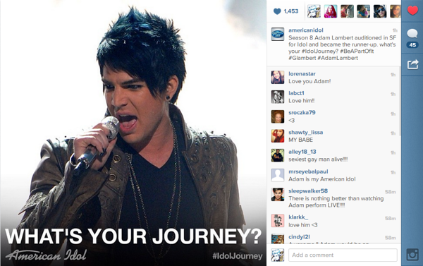 Angie Miller Talks About Adam Lambert's Advice To Her Post American Idol