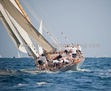 Voiles de Saint Tropez 2014 - Race 5_2182