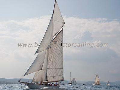 Voiles de Saint Tropez 2014 - Race 5_2153