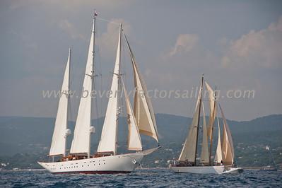 Voiles de Saint Tropez 2014 - Race 5_2158