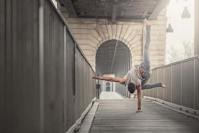"""Dancing Moments"" by Dimitry Roulland"