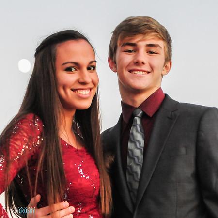 Eldorado Homecoming 2015 -Clay & Jennah