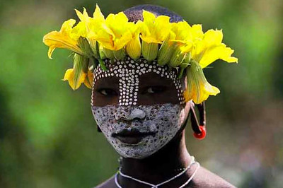 le tribu dell'Omo (Etiopia/Sudan/Kenya)