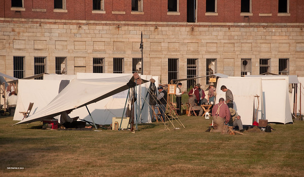 Fort Adams - Newport - July 2012