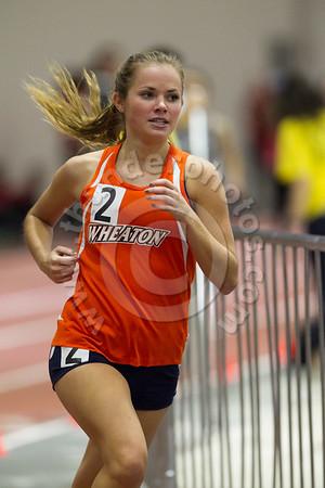 Wheaton College 2016 Indoor Track