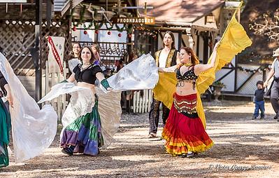 Pandorium Belly Dance Company  -  2017 -  Nov 23, 2017 - Ren Fest