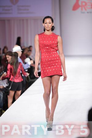 Style Fashion Week LA - Go Red - Runway