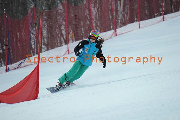 TSC Club Championships 2015 Snowboarding