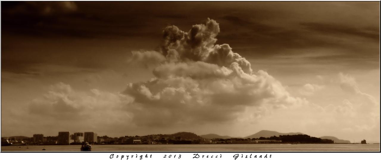 A stormy Horizon