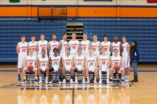 Wheaton College 2015-16 Men's Basketball