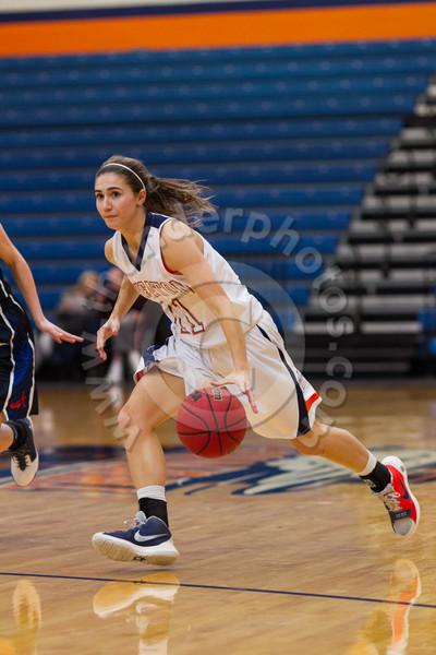 Wheaton College Women's Basketball vs Hope College (49-68)